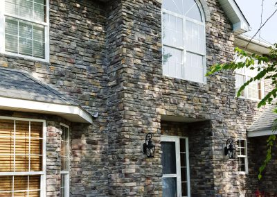 Mountain Ledgestone Bucks County