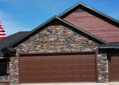 Prairie Ledgestone Red